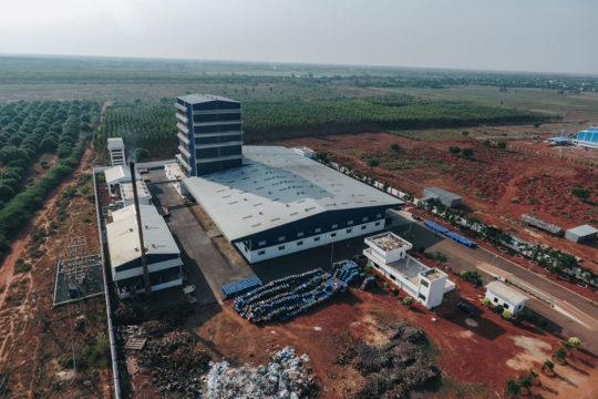 Nellore-Feed-processing-unit